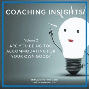 Coaching insights 2
