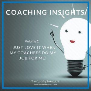 Coaching insights - TCP-2