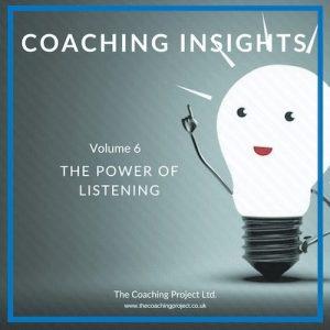 Coaching insights - Vol 6